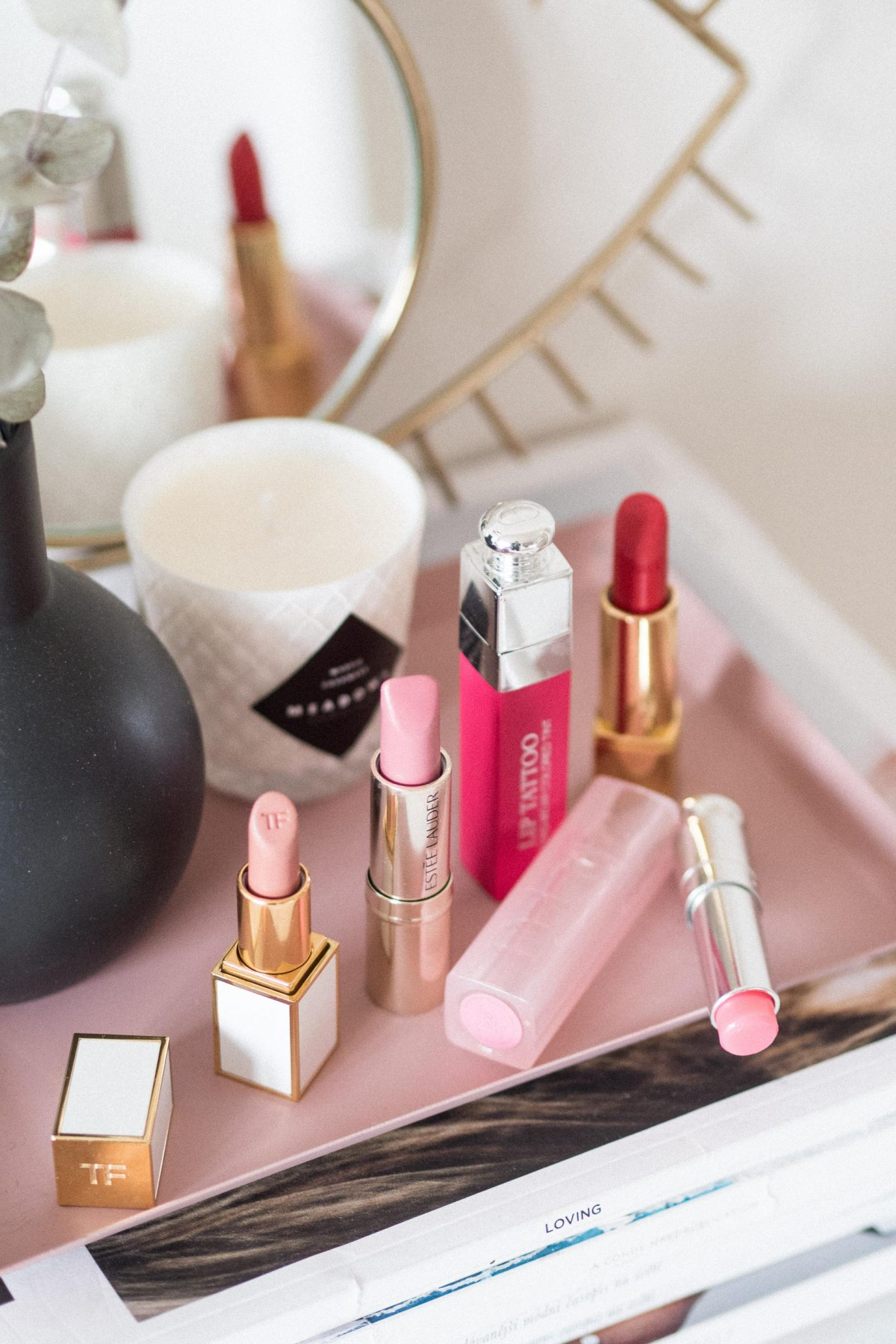 LIPSTICK FOR EVERY OCCASION